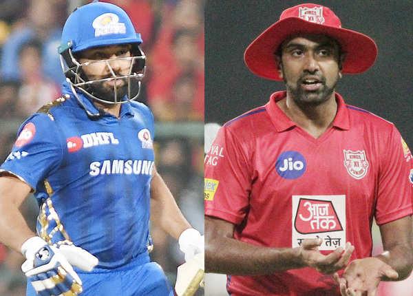 IPL: मोहाली में पंजाब ने मुंबई को दी शिकस्त