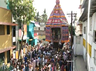 thousands of devotees are participated in kumbakonam temple festival