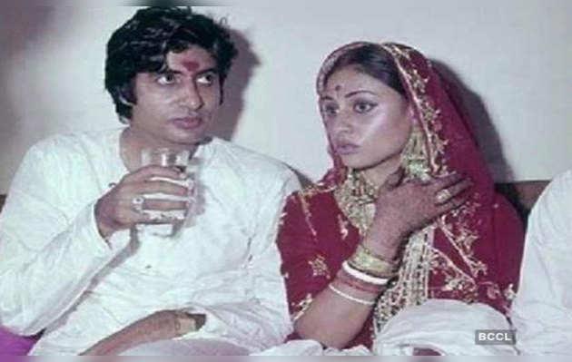 जया बच्चन की कहानी ने अमिताभ को बनाया 'शहंशाह'
