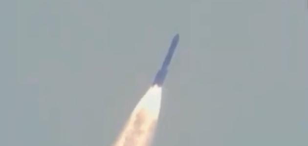ISRO ने इलेक्ट्रॉनिक इंटेलिजेंस सैटलाइट 'EMISAT' किया लॉन्च