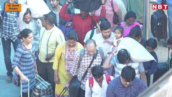 loksabha elections 2019 people coming to delhi tell who has the edge in uttar pradesh