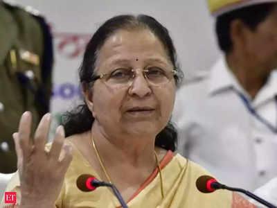 भाजपा सांसद सुमित्रा महाजन के लिए इमेज परिणाम