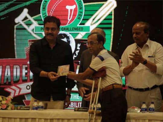 दिव्यांगांच्या क्रिकेट वर्ल्डसीरिजमध्ये भारत खेळणार
