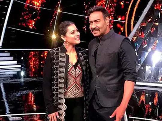 Ajay Devgan: काजोलने दिल्या वाढदिवसाच्या गंभीर शुभेच्छा
