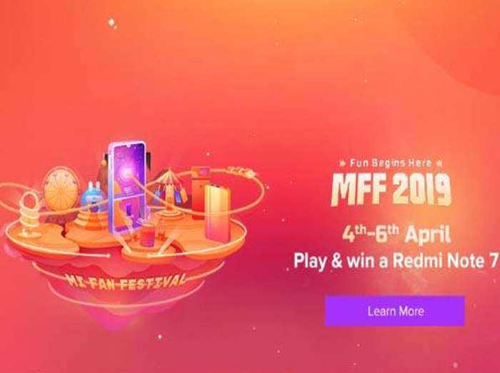 Xiaomi Mi Fan Festival: स्मार्टफोन, टीवी और एक्सेसरीज पर मिलेंगी शानदार डील्स