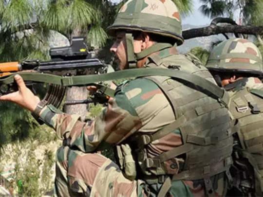 भारतीय सैन्याने केल्या पाकिस्तानच्या सात चौक्या उद्धवस्त