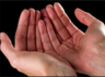 what it means if your right palms itchy