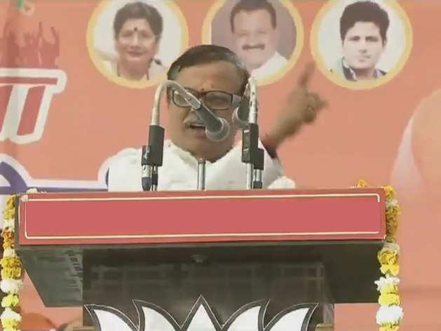 लोकसभा चुनाव 2019: जैसा बीजेपी नेता ने मांगा, क्या ऐसे भी कोई मांगता है वोट