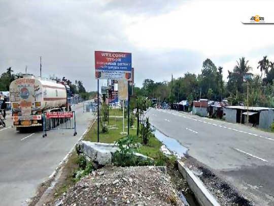 lok sabha election 2019 west bengal- assam border and vote preparation