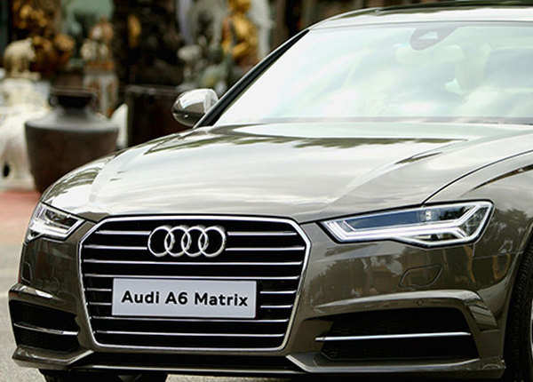 Audi A6 Lifestyle Edition