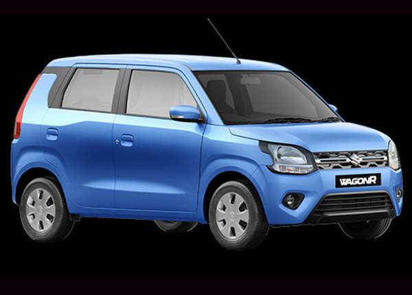 Maruti WagonR S-CNG