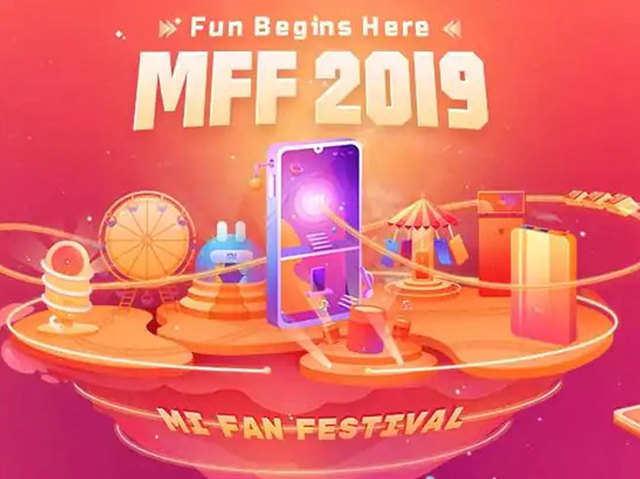 Xiaomi Mi Fan Festival 2019: बंपर डिस्काउंट पर खरीदें शाओमी के प्रॉडक्ट
