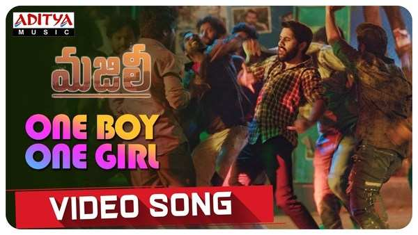 one boy one girl video song from majili