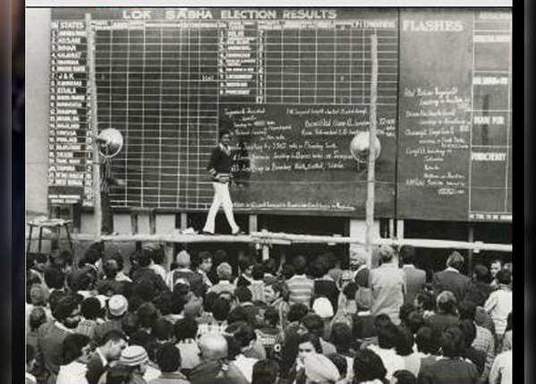 1980 का चुनावी स्कोरबोर्ड