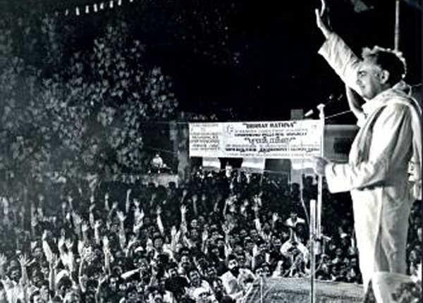 1991: जब राजीव गांधी कह गए अलविदा