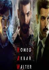 romeo akbar walter movie review in hindi