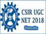 csir ugc net december 2018 result declared check result here