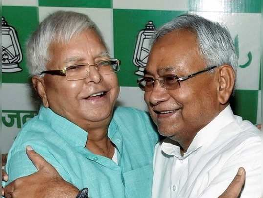 Nitish wanted to return to alliance, but I said no: Lalu