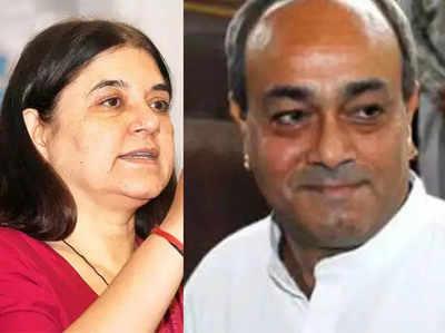 मेनका गांधी के खिलाफ संजय सिंह लड़ेंगे चुनाव