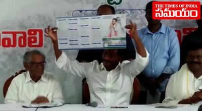 ysrcp manifesto 2019: YS Jagan Manifesto: వైసీపీ