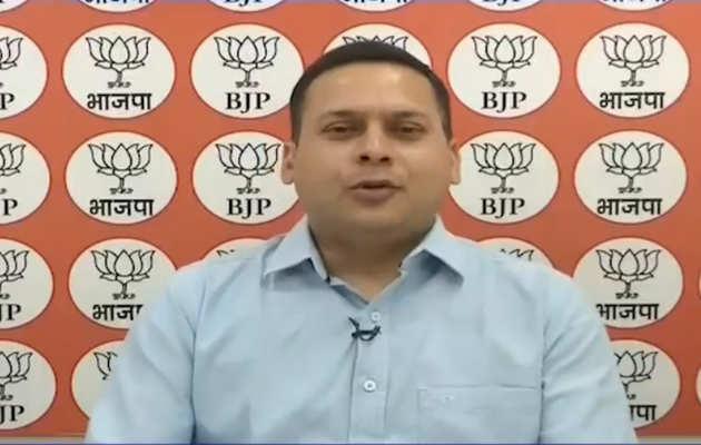 गांधी परिवार सिर्फ 'चुनावी' हिंदू है: बीजेपी