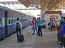 railway schedules changed due to maintenance issue