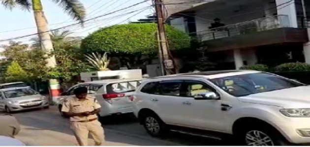 मध्यप्रदेश के मुख्यमंत्री कमलनाथ के OSD पर इनकम टैक्स का छापा