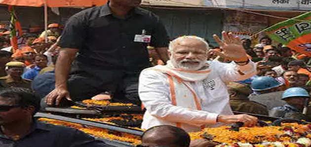 लोकसभा चुनाव 2019:  वाराणसी में नरेंद्र मोदी करेंगे रोड शो, फिर भरेंगे नामांकन