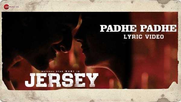 padhe padhe lyrical song from jersey