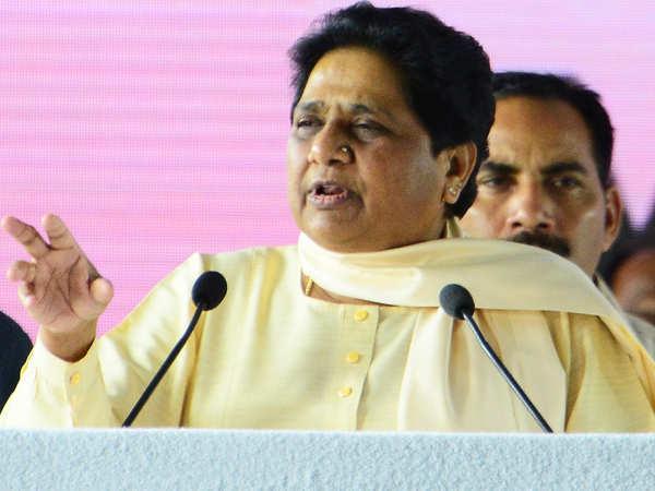 ls polls mayawati seeks muslims votes in saharanpur bjp says bsp chiefs attempt to polarise voters will fail