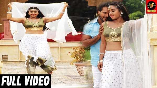 watch bhojpuri film deewanapan khesari lal yadav hit song le gayil dil hamaar odhni
