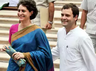 लोकसभा चुनाव: पश्चिम यूपी को साधने वाले थे राहुल- प्रियंका, खराब मौसम से तीनों रैलियां रद्द