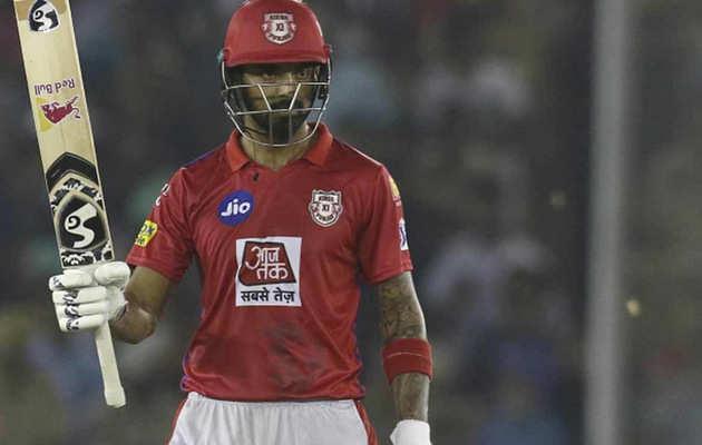 IPL: राहुल और मयंक की फिफ्टी से पंजाब जीता
