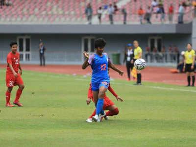 फोटो: इंडियन फुटबॉल टीम के टि्वटर हैंडल से