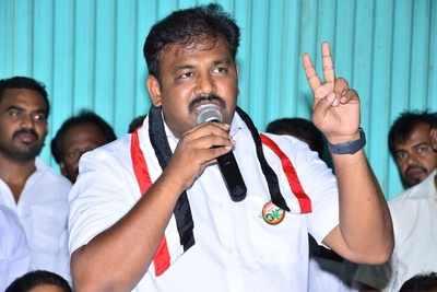 Image result for ADMK candidate Raj satyan