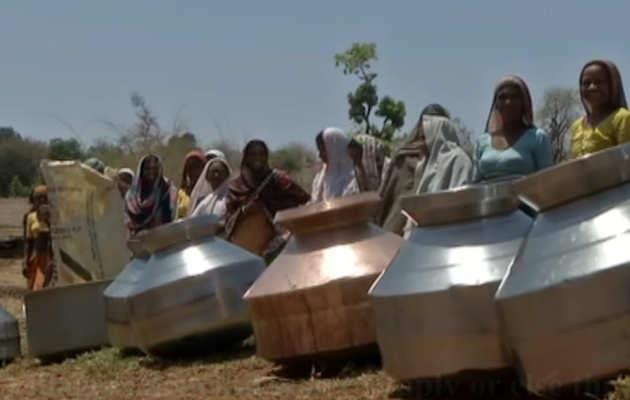 लोकसभा चुनाव2019: गुजरात के सोनगढ़ में ग्रामीणों का चुनाव बहिष्कार का ऐलान, गांव में पानी की किल्लत
