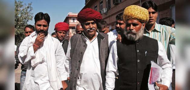 लोकसभा चुनाव: गुर्जर नेता किरोड़ी सिंह बैंसला BJP में शामिल