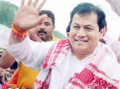 असम के मुख्यमंत्री सर्बानंद सोनोवाल (फाइल फोटो)