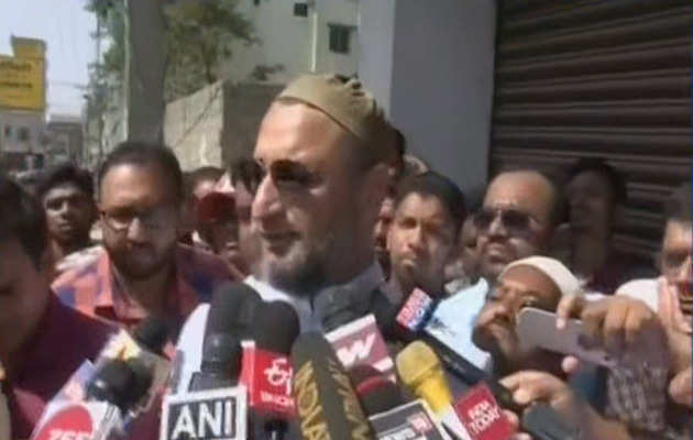 कश्मीर किसी के बाप की जागीर नहीं: ओवैसी