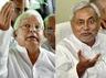 nitish kumar jdu targets lalu yadav over his letter to people from jail in between 2019 lok sabha chunav