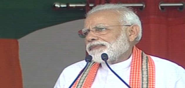 बिहार में बोले मोदी: दोबारा बनेगी मोदी सरकार, बिखर जाएगा टुकड़े-टुकड़े गैंग