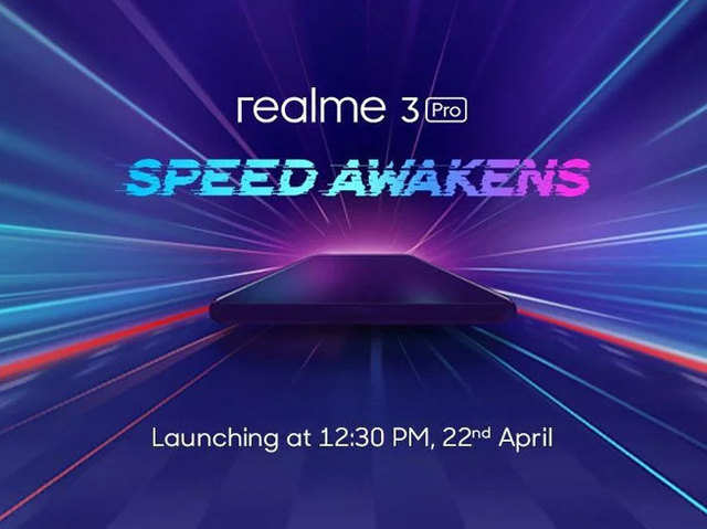 Realme 3 Pro 22 अप्रैल को होगा लॉन्च, शाओमी के Redmi Note 7 Pro से होगी टक्कर