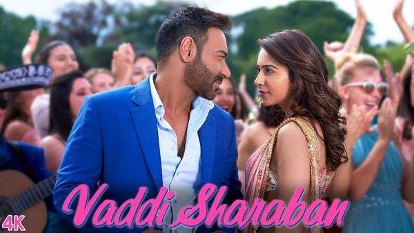 de de pyaar de new song vaddi sharaban released