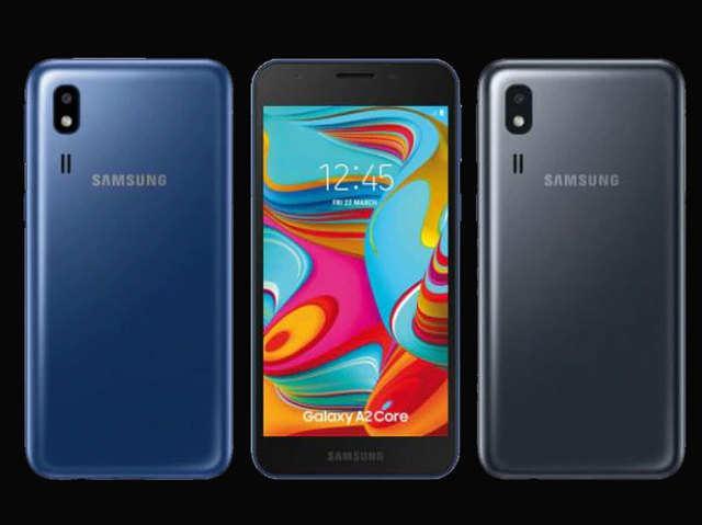 भारत में जल्द लॉन्च होगा Samsung Galaxy A2 Core, कम दाम में मिलेंगे दमदार फीचर्स