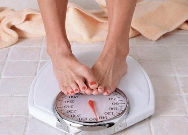 वजन कम करने में मदद करता है