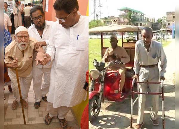लाठी के सहारे ही सही, लोकतंत्र को सहारा जरूर दें