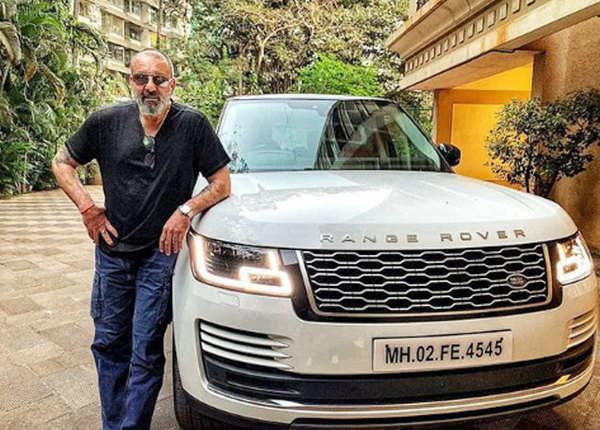 संजय दत्त ने खरीदी लग्जरी SUV, जानें खूबियां