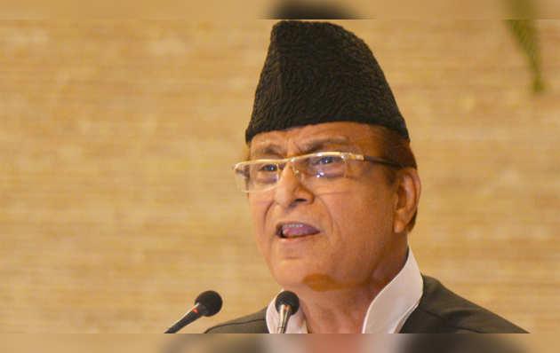 योगी आदित्यनाथ के अली और बजरंग बली वाले बयान पर आजम खान ने किया पलटवार