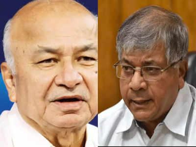 कांग्रेस की ओर से सुशील कुमार शिंदे हैं उम्मीदवार