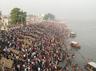 अयोध्याः राम जन्मोत्सव मनाने अयोध्या पहुंचे लाखों श्रद्धालु, रात 1 बजे से शुरू है सरयू स्नान